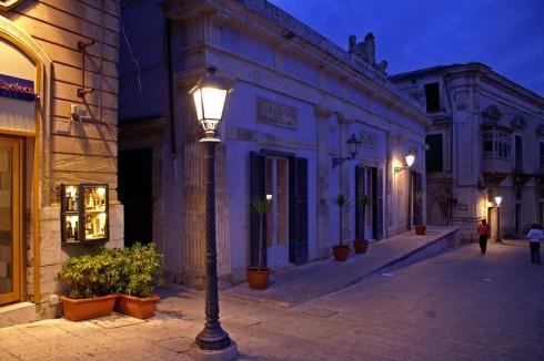 Ragusa, centro storico