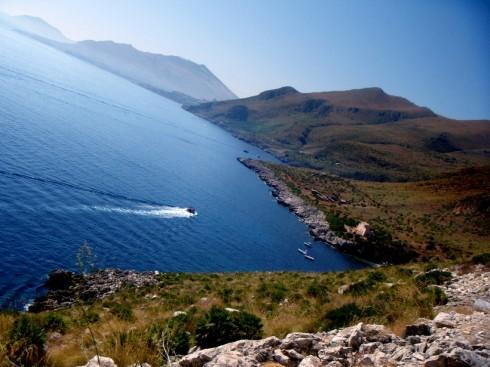 Riserva dello Zingaro, vista panoramica