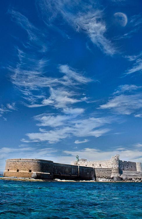 Siracusa castello Maniace