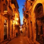 Ortigia, centro storico di Siracusa