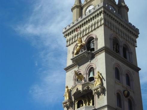 Messina, campanile del Duomo