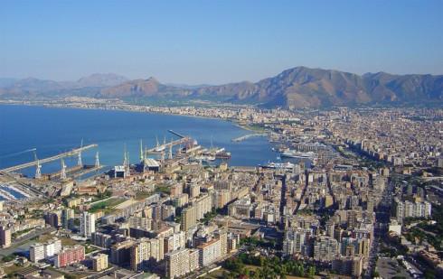 Palermo, il Golfo
