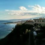 Veduta da Taormina