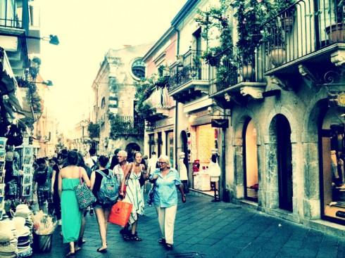Corso Umberto I, Taormina