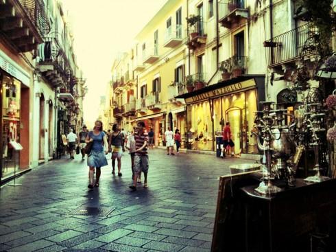 Centro Storico di Taormina - Foto RedMade