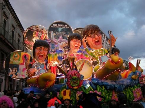 Carnevale di Acireale - Foto di Leandro