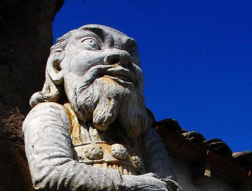 Bagheria, la Villa dei Mostri