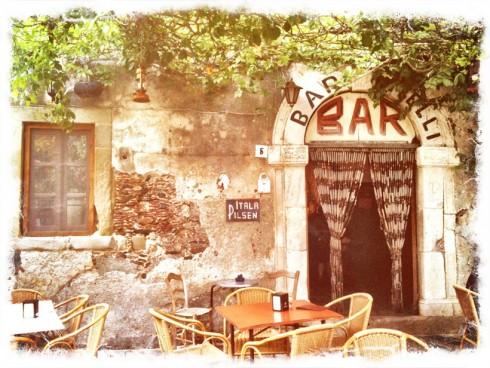 Il Bar Vitelli, Savoca