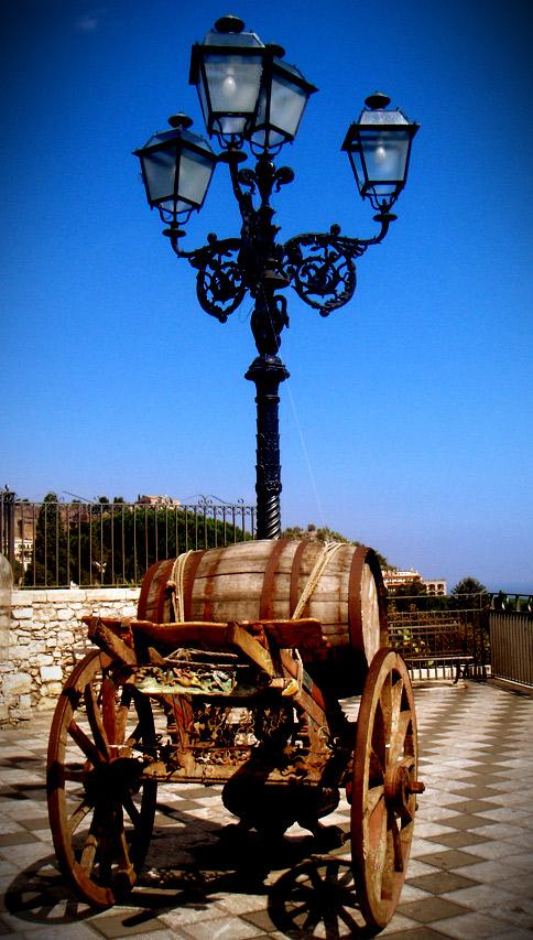 Il belvedere da Piazza IX Aprile - Foto di RedMade
