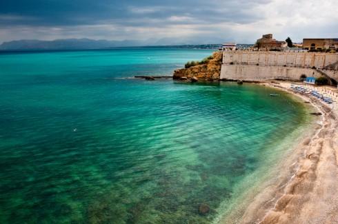 Costa di Castellammare del Golfo