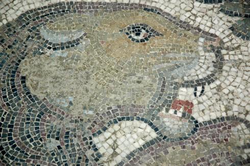 I celebri mosaici  di Piazza Armerina