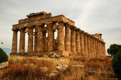 Selinunte Tempio di Hera