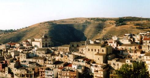 Veduta di Monterosso Almo