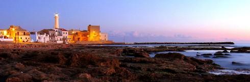 Il mare, la torre, ed il faro
