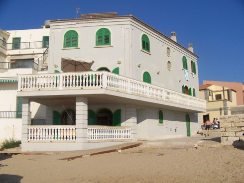 Casa di Montalbano Punta Secca