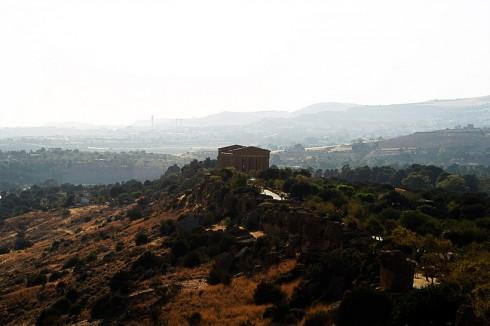 Panorama Valle dei Templi