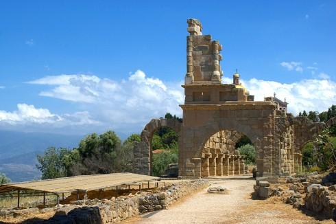 resti della città antica di Tindari
