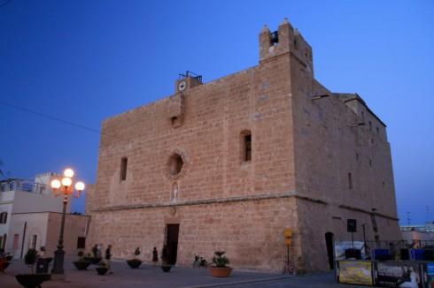 San Vito Lo Capo Chiesa Madre
