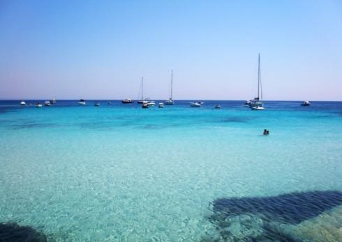 Mare di Favignana