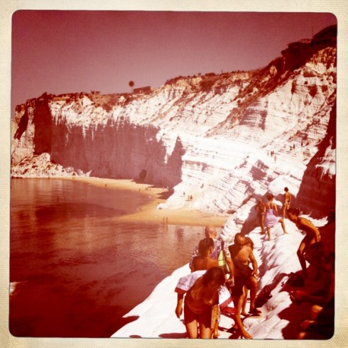 Scala dei Turchi - foto Red-Made
